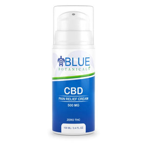 CBD Pain Relief Cream - 500mg