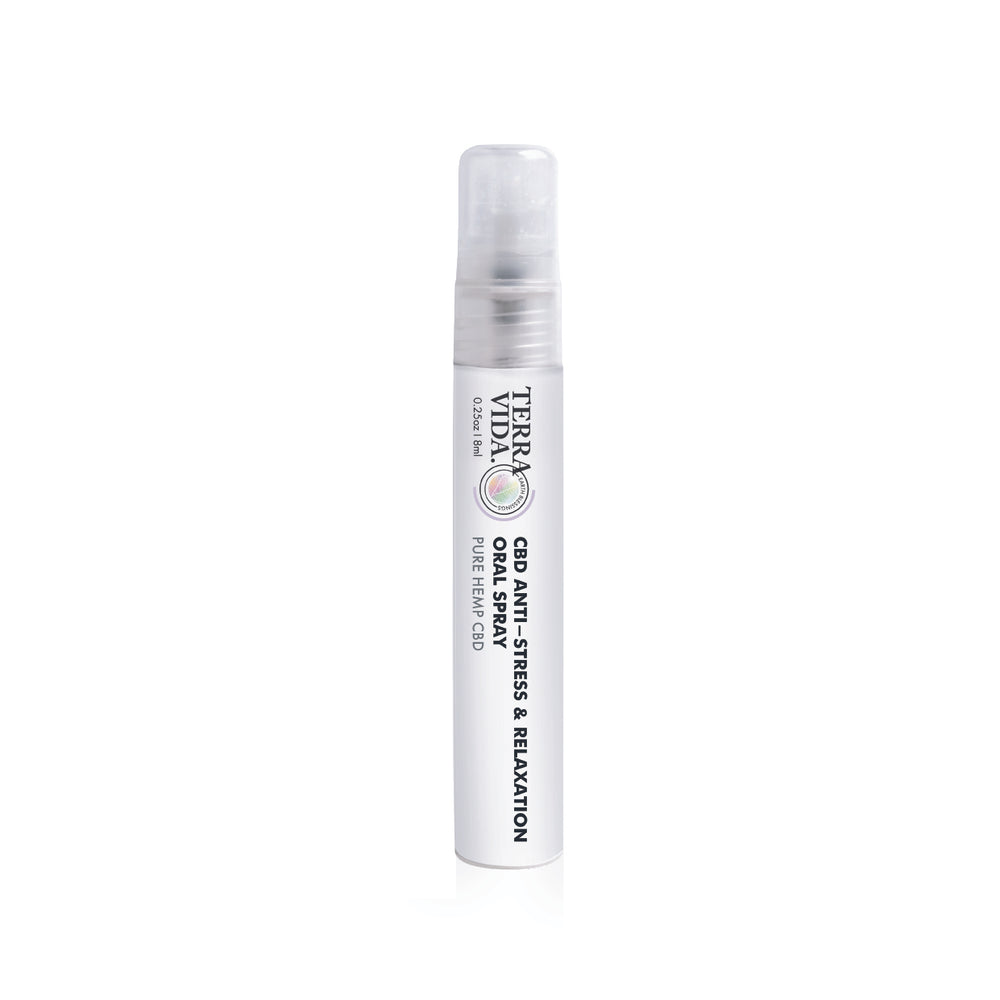 CBD Anti-Stress and Relaxation Oral Spray