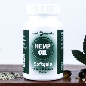 CBD Oil Softgels 900mg