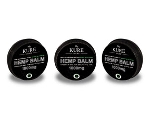 Hemp Balm 2000mg 2 oz.