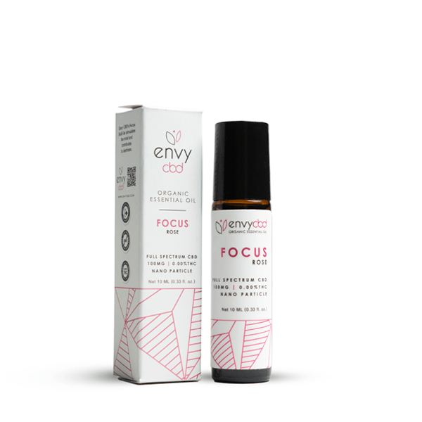 Essential Oil Roll-On (Focus)