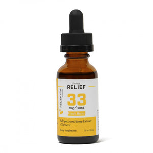 Receptra Relief 33 Fresh Berry 30 ml