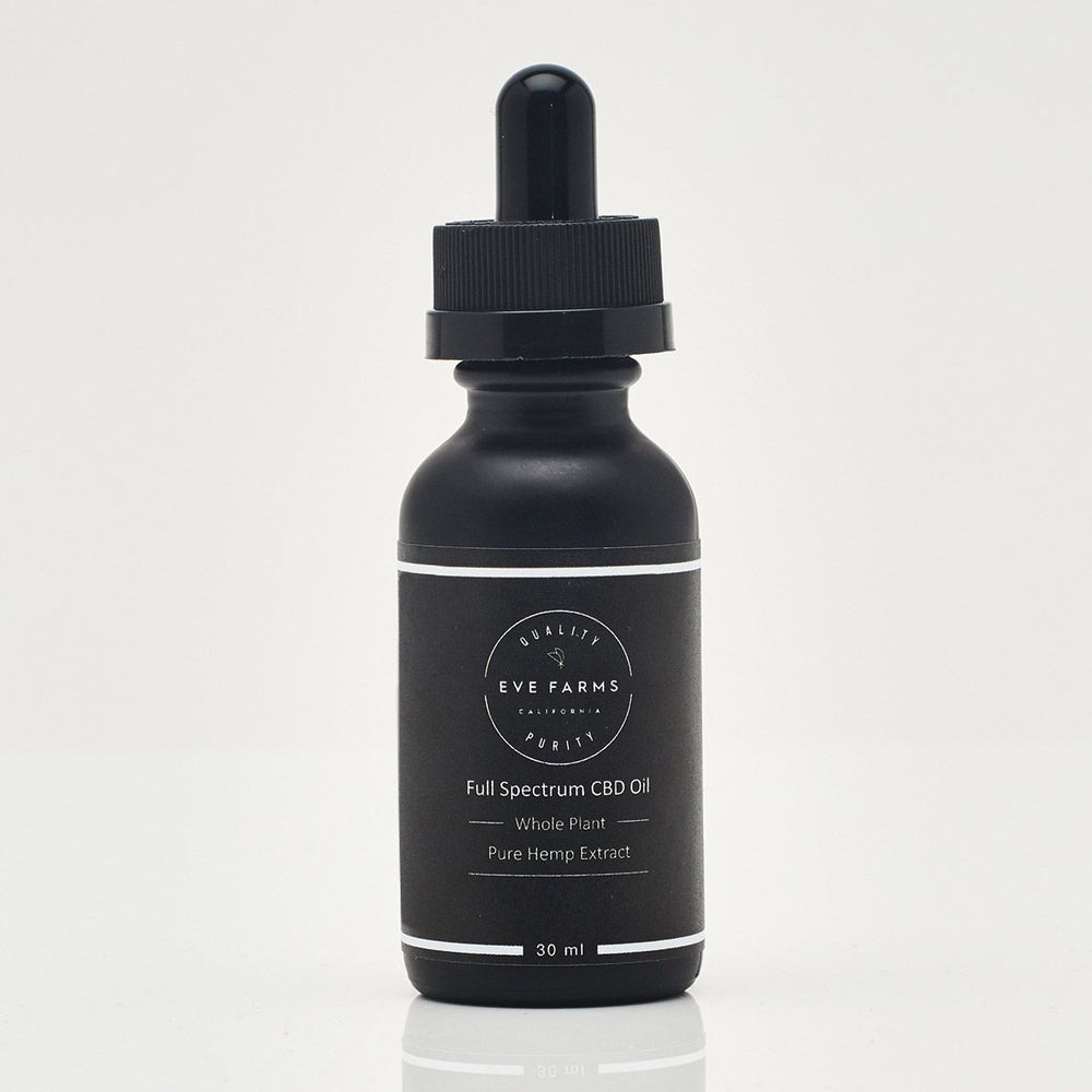 Full Spectrum CBD Oil - 500mg