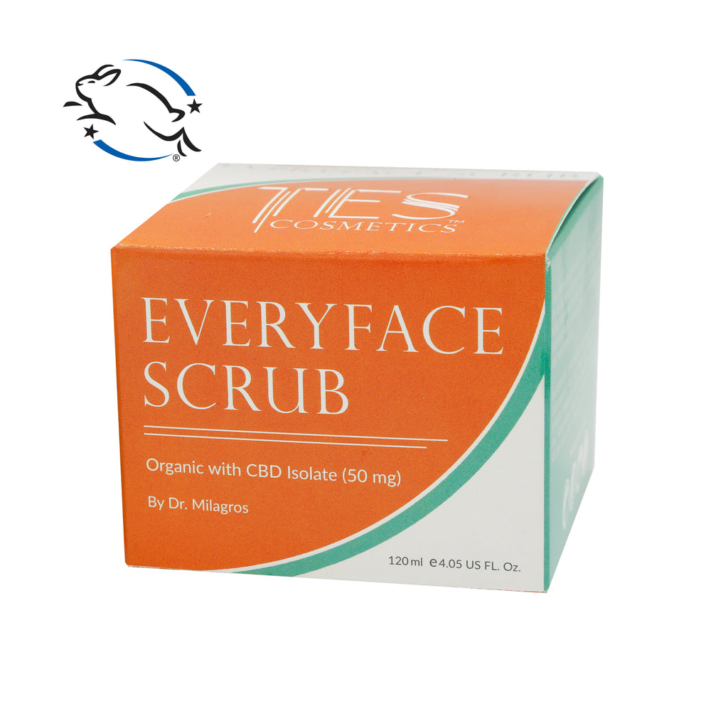 Everyface scrub 50 ml - Travel Size