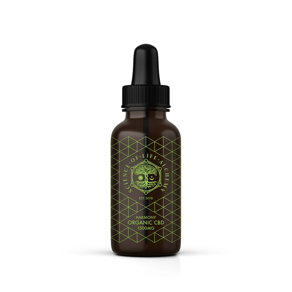 1500mg Green Apple & Pear Tincture