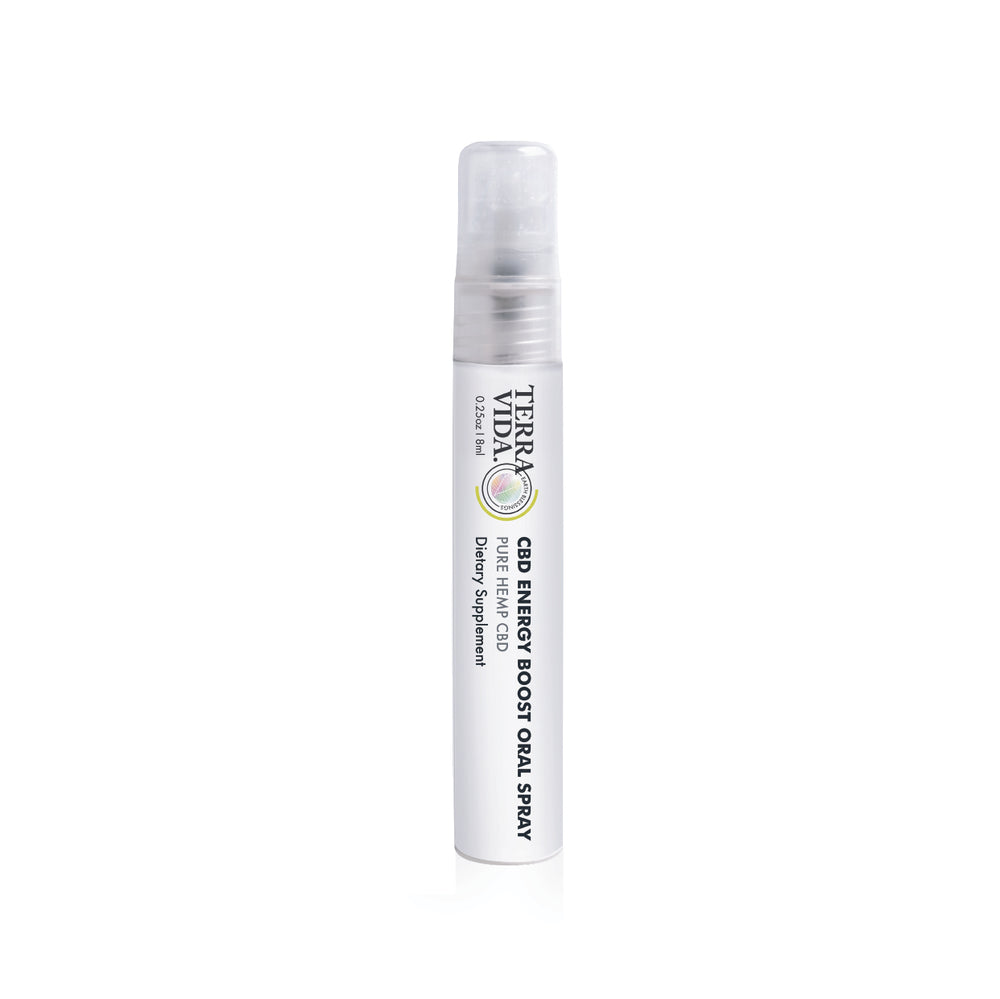 CBD Energy Boost Oral Spray