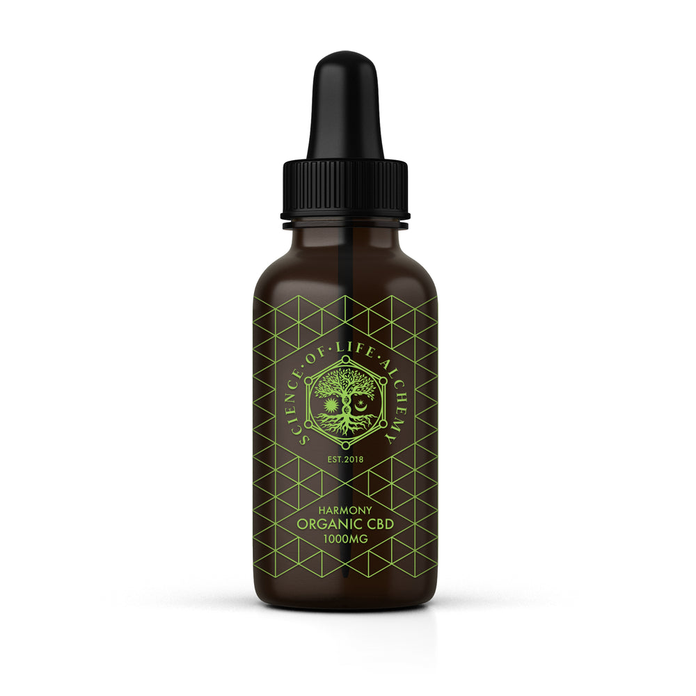 1000mg Green Apple & Pear Tincture