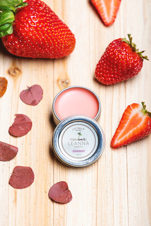 CBD Lip Balm - 70mg - Strawberry