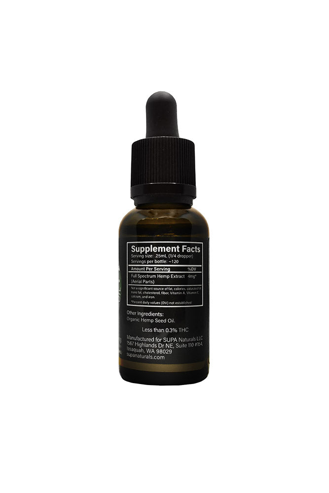 Full Spectrum CBD Oil 500mg Natural for Pets