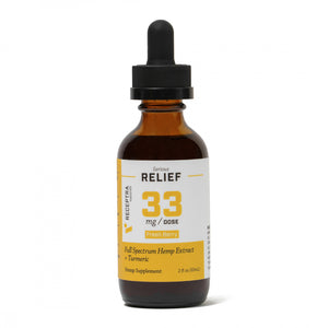 Receptra Relief 33 Fresh Berry 60 ml