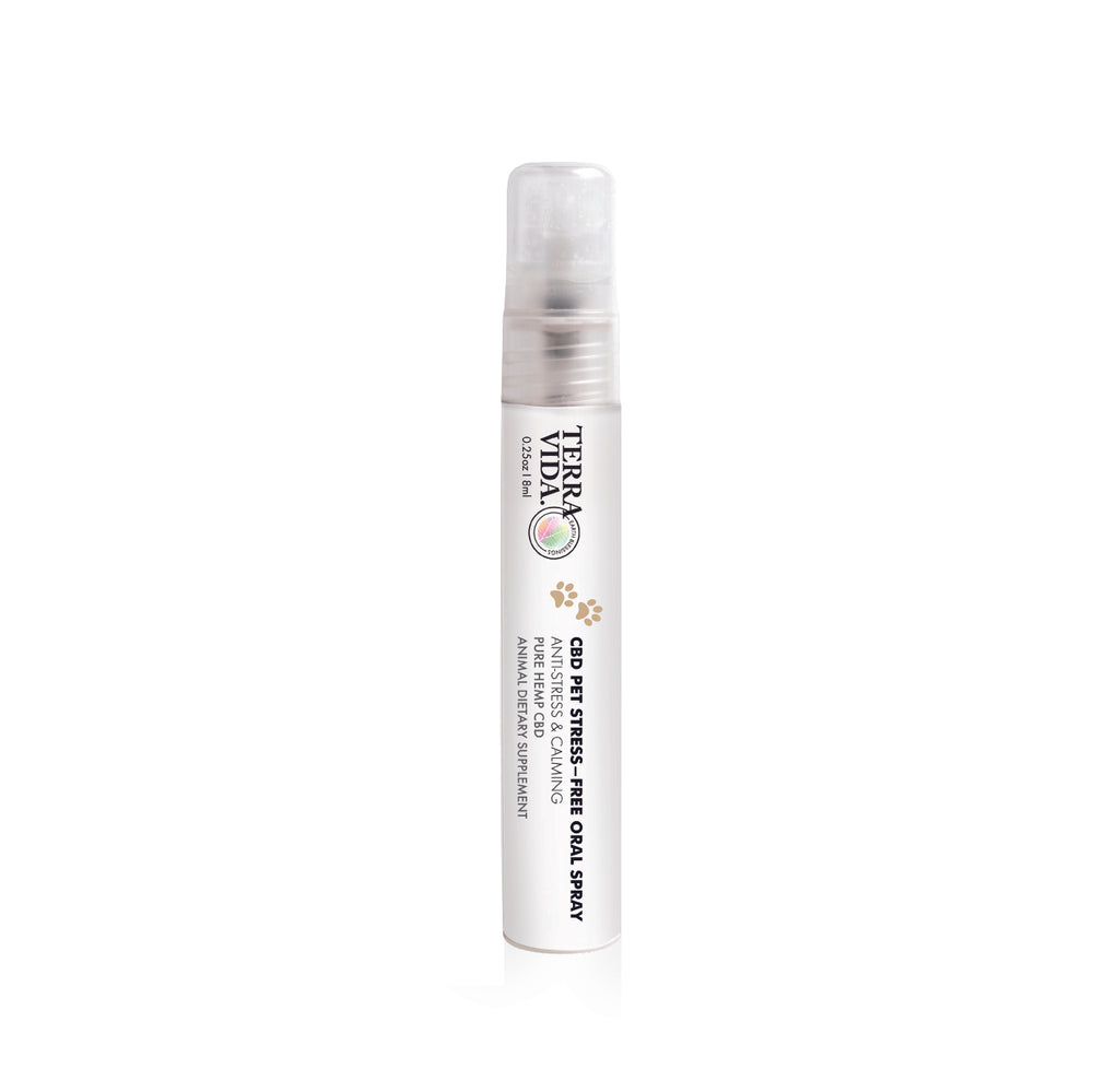 CBD Pet Stress-Free Oral Spray