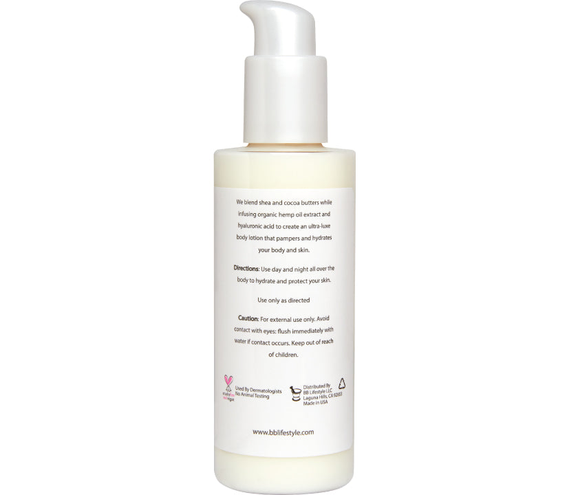 Signature Luxe body lotion with HC56Complex