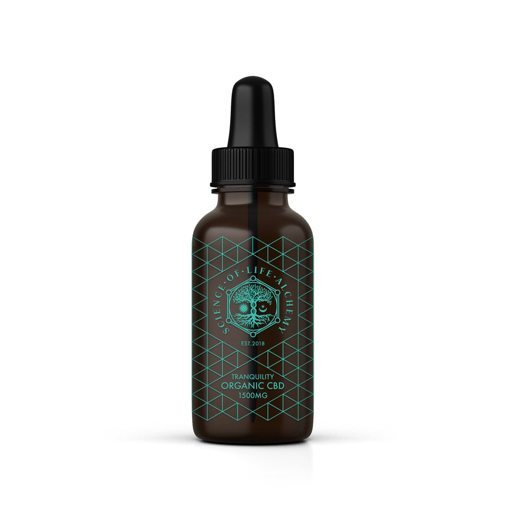1500mg Passion Fruit Tincture