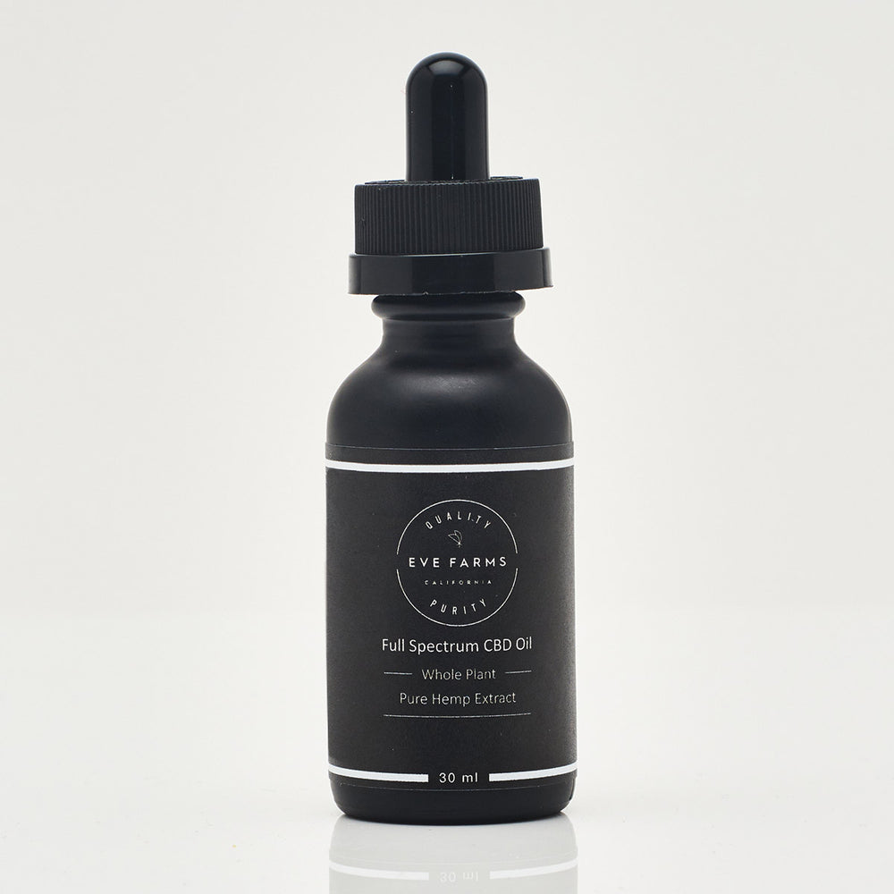 Full Spectrum CBD Oil - 1000mg