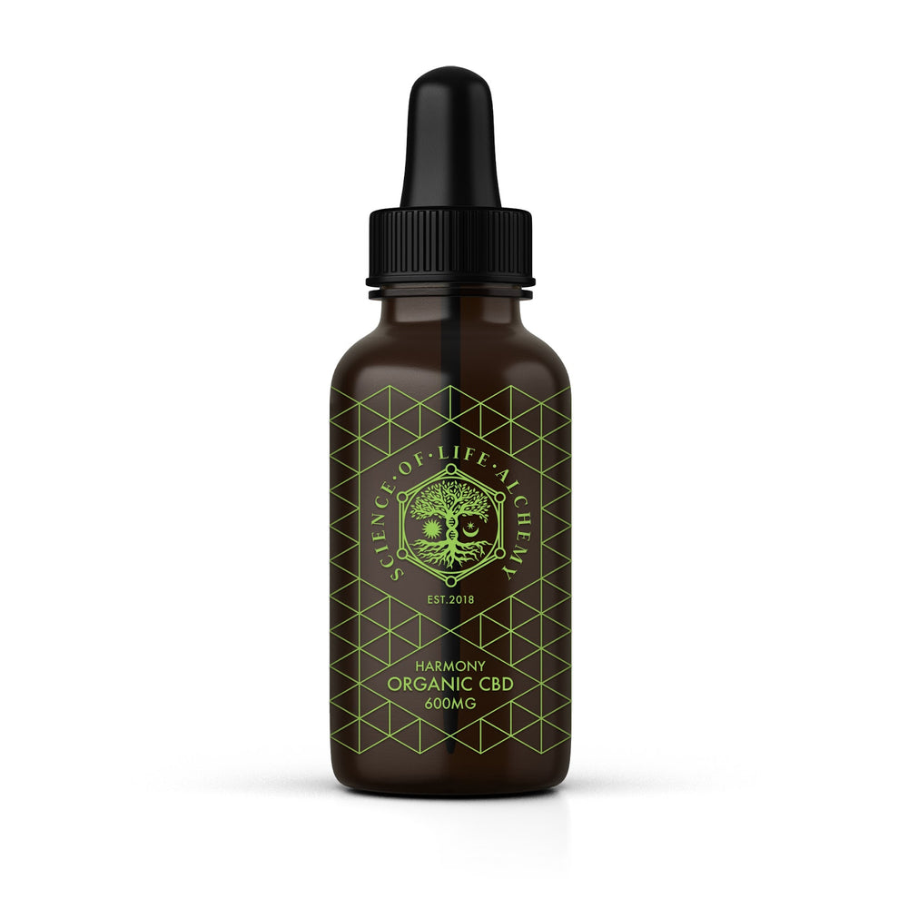 600mg Green Apple & Pear Tincture