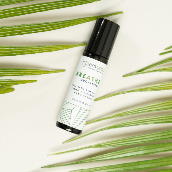 Essential Oil Roll-On (Breathe)