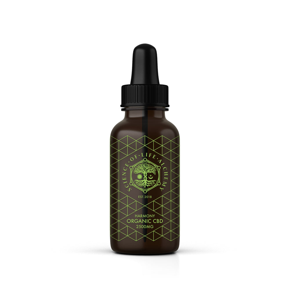 2500mg Green Apple & Pear Tincture