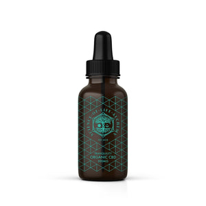 300mg Passion Fruit Tincture