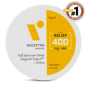 Receptra Targeted Topical 35 g
