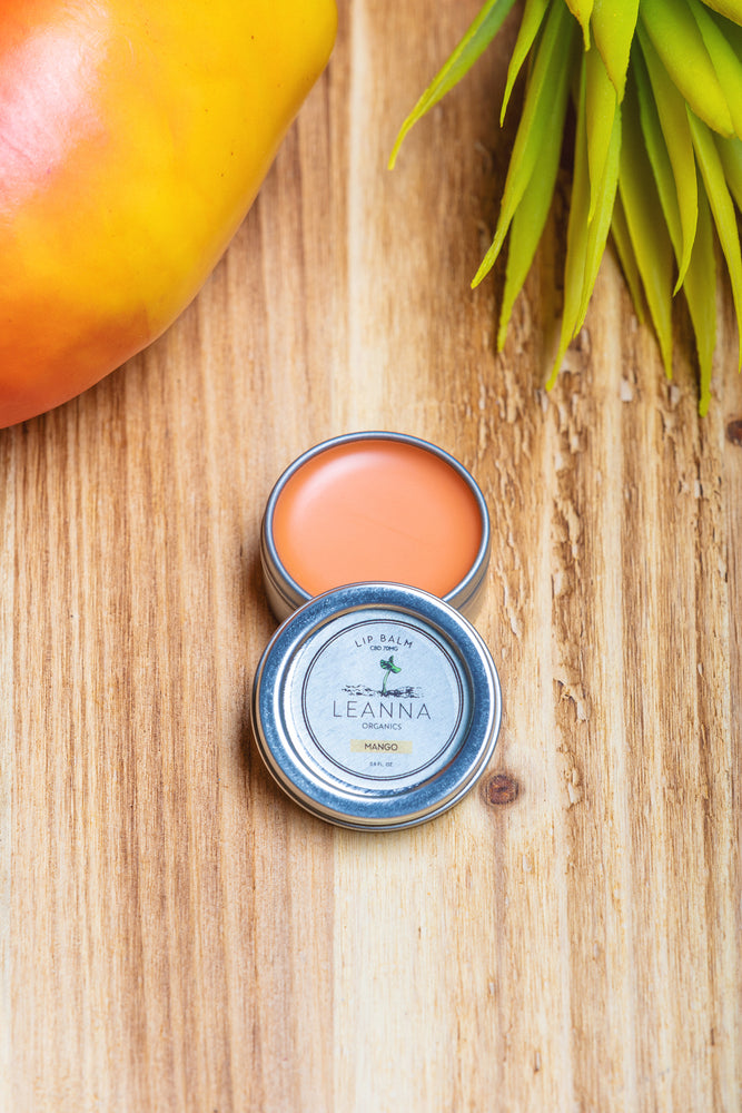 CBD Lip Balm - 70mg - Mango