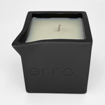 errbshop - errb+ cbd infused massage oil candle - 5 oz.