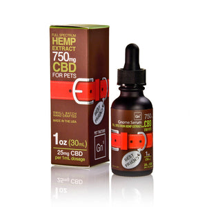 Best Friend Tincture Full Spectrum Hemp Extract with Ahiflower oil  750MG (25mg per 1 ml dropper)
