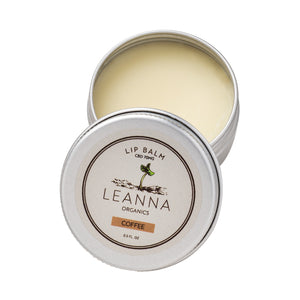 CBD Lip Balm - 70mg - Coffee