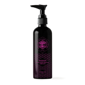 Passion 300mg CBD Water Based Personal Lubricant