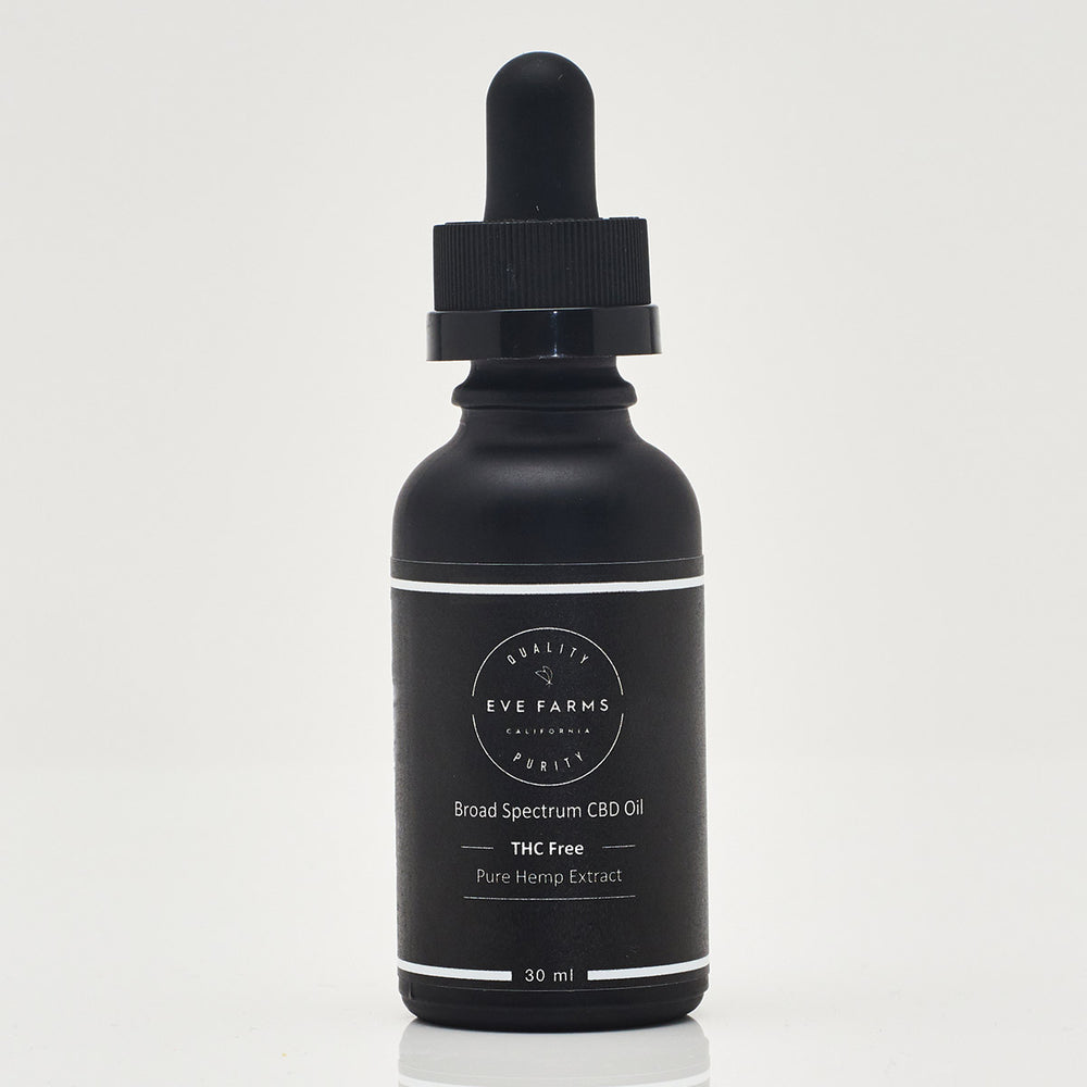 Broad Spectrum CBD Oil - 500mg