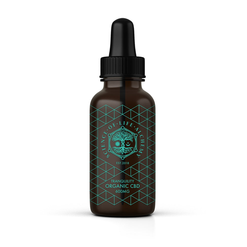 600mg Passion Fruit Tincture