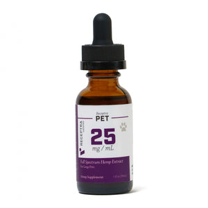 Receptra Large Pet CBD Tincture 30 ml