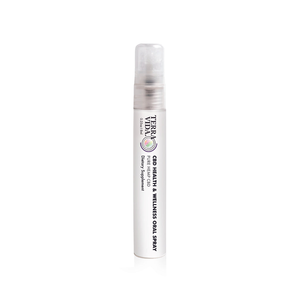 CBD Health & Wellness Oral Spray