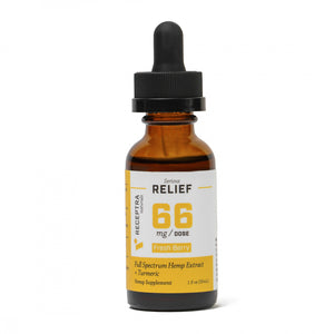 Receptra Relief 66 Fresh Berry 30 ml