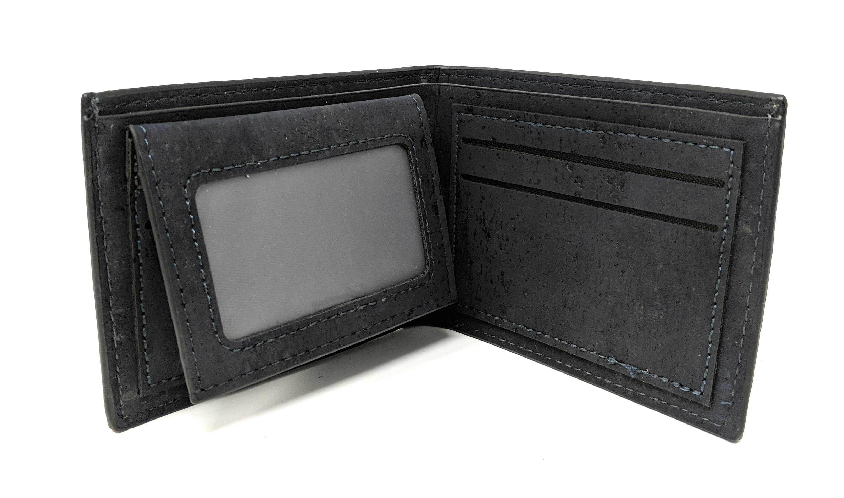 Wallet with ID Pouch
