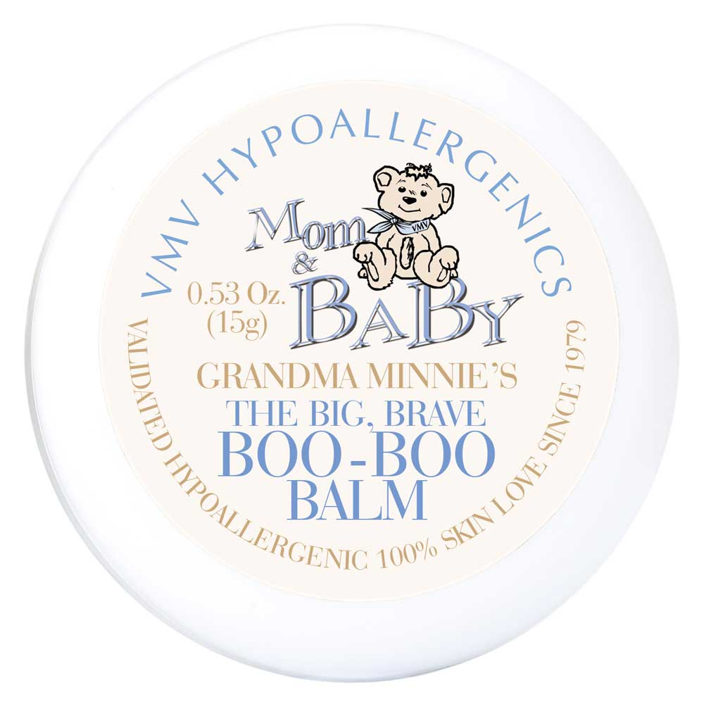 Grandma Minnie's The Big, Brave, Boo-boo Balm