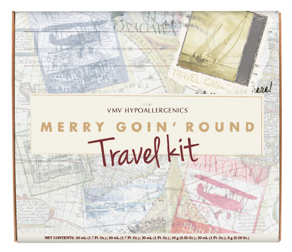 Merry Goin' Round Holiday Set