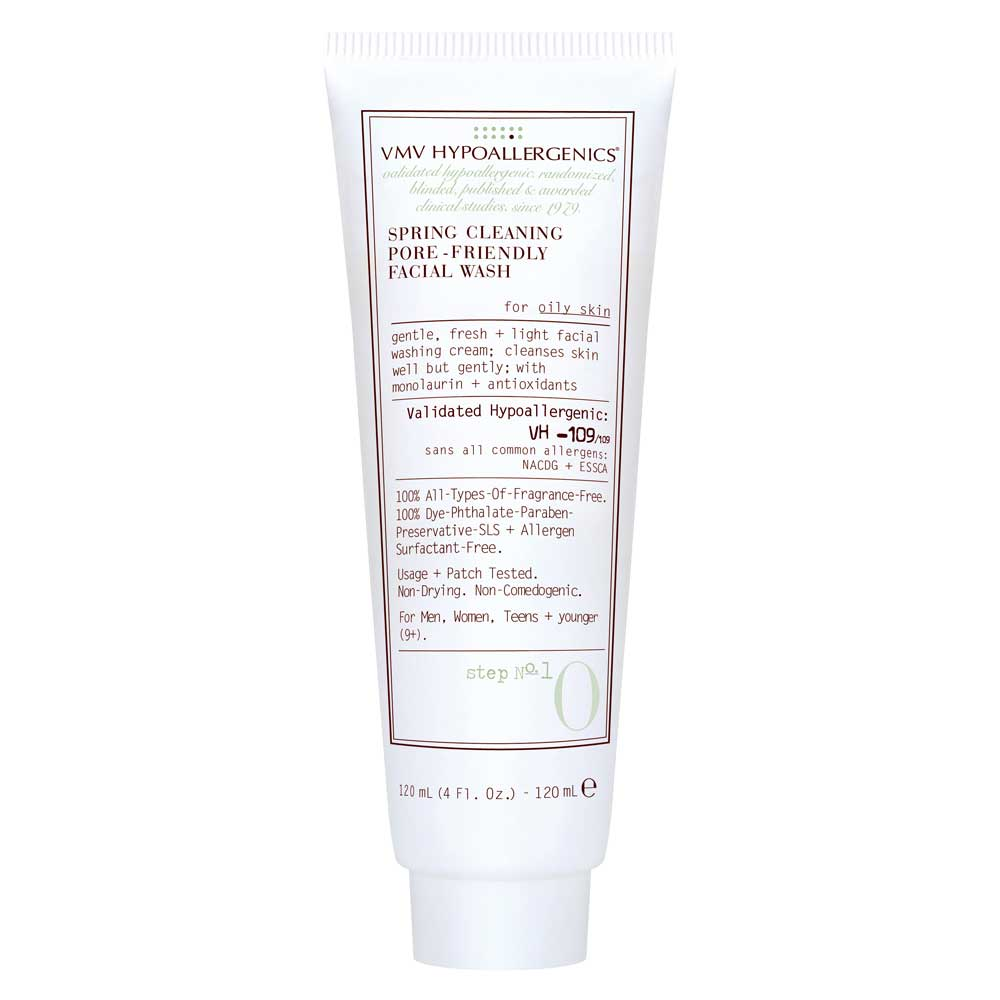 Spring Cleaning Pore-Friendly Facial Wash for Oily Skin