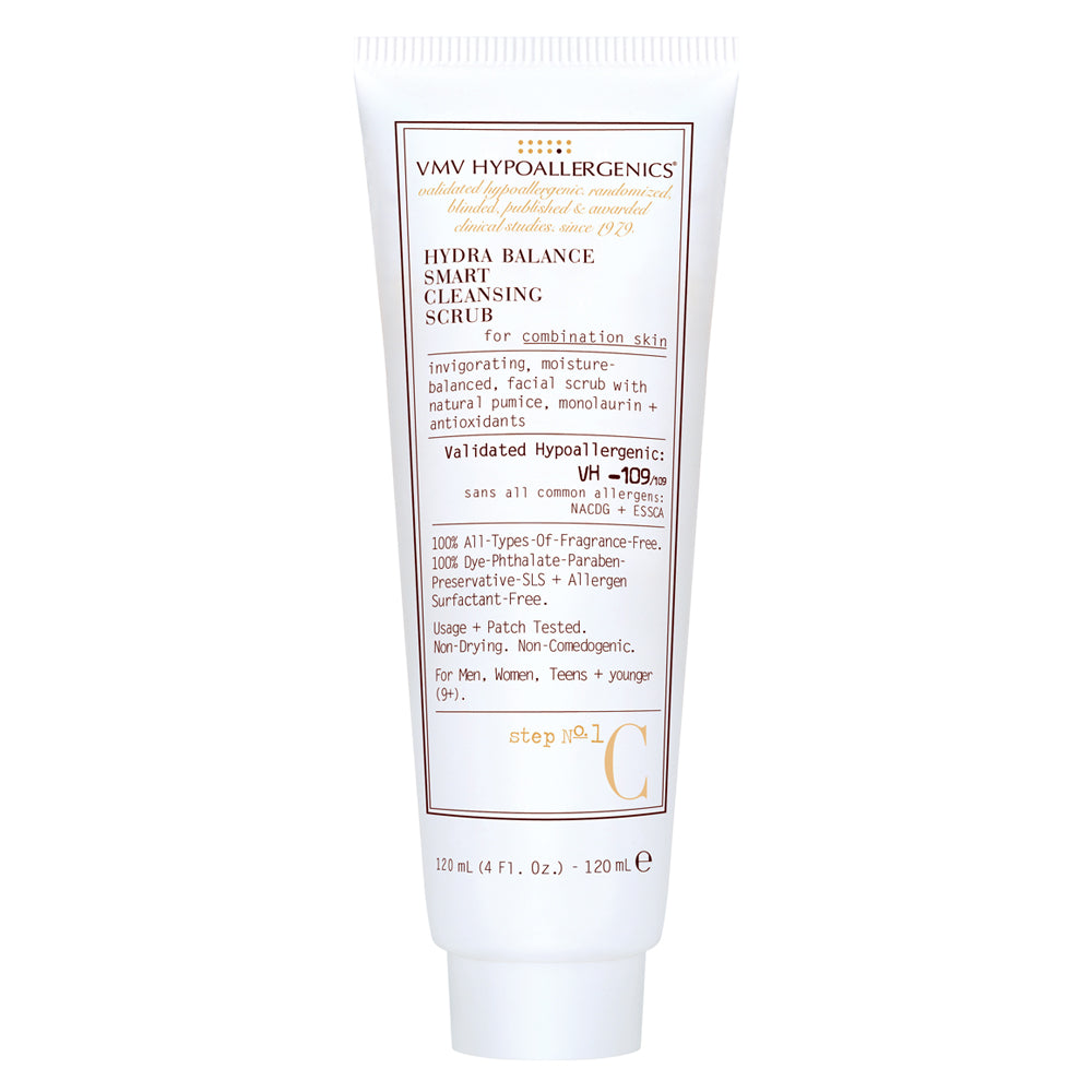 Hydra Balance Smart Cleansing Scrub for Combination Skin
