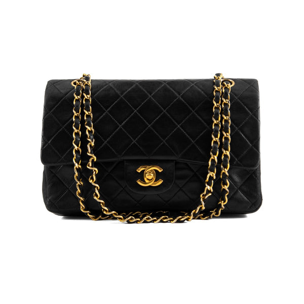 Second Hand Chanel Double Flap Bag