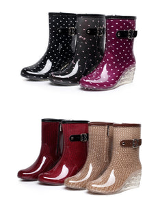 PVC Rain Waterproof Boot