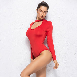 Women's Long Sleeve Bodysuit