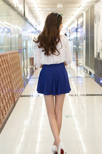 Cute Short Skater mini Skirt