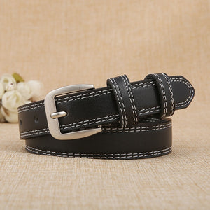PU Leather wWaist Strap Belt