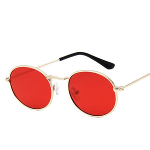 Vintage Mirror Sun Glasses