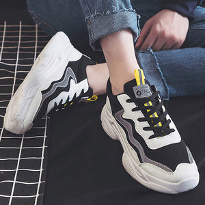 Vulcanized Chunky Sneakers