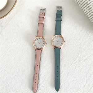 Qualities Vintage Leather Wristwatches