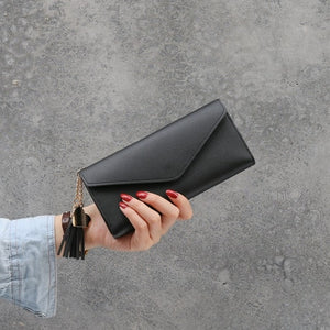 Card Holder Pu Leather Clutch