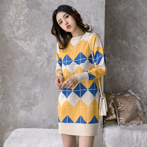 Patterns Knitted Maternity Sweaters