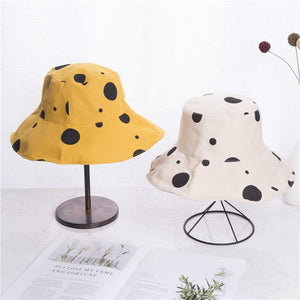 Cotton Foldable Bucket Hat
