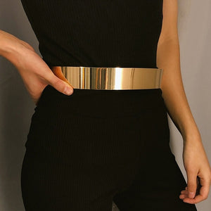Mirror Wide Waistband